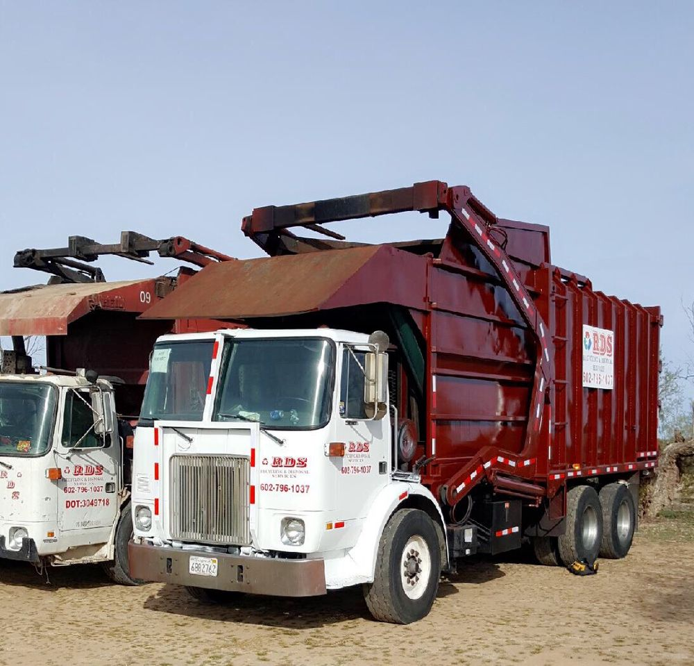 RDS Recycle and Disposal Services: Buckeye, AZ