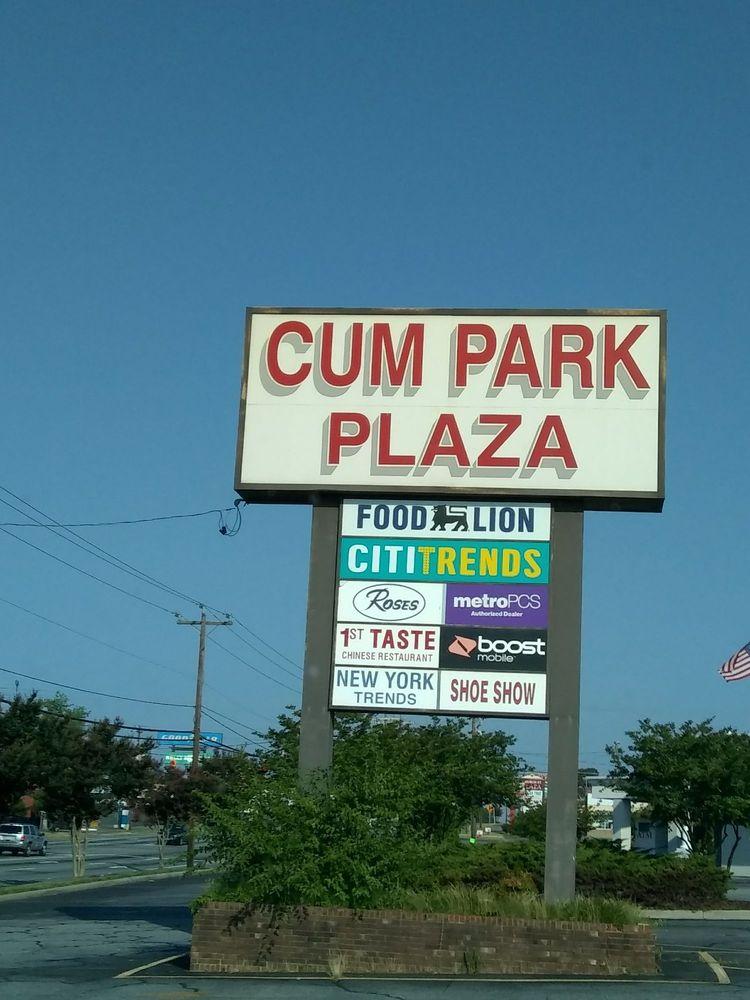 Cum Park Plaza: 2240 North Church St, Burlington, NC