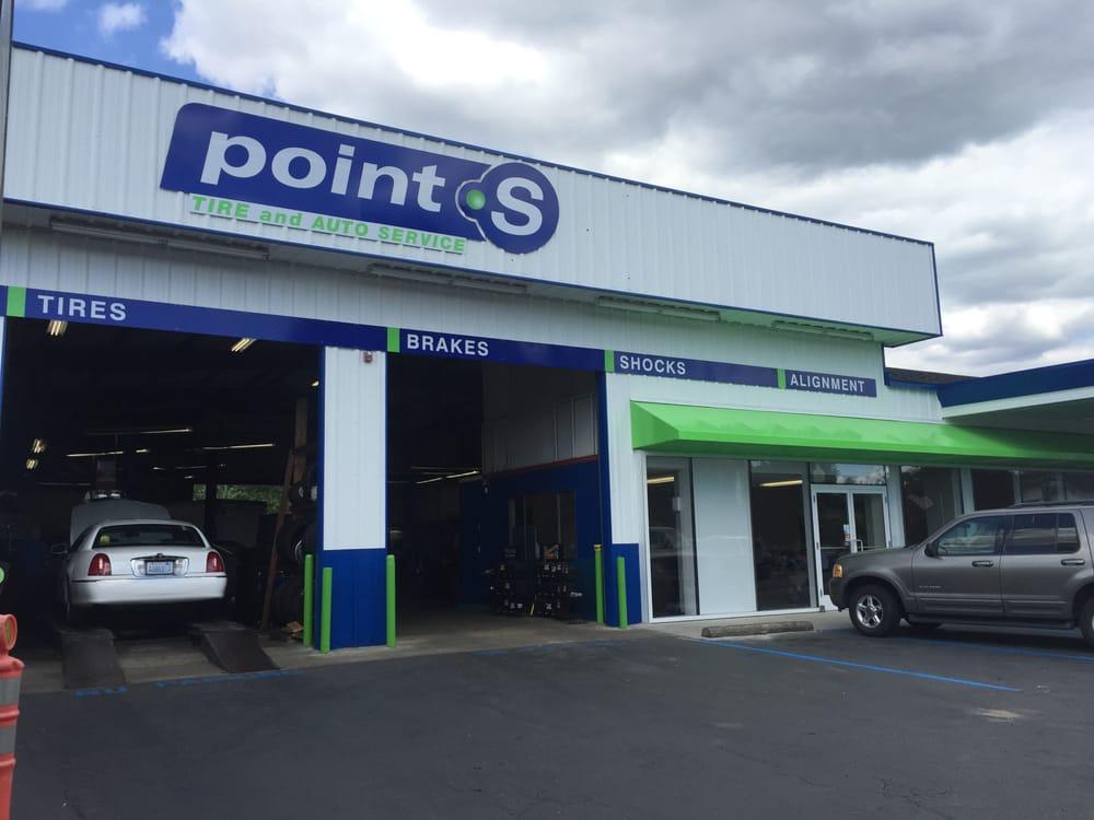 Point S Smart Choice Tires: 1215 Main St, Sumner, WA