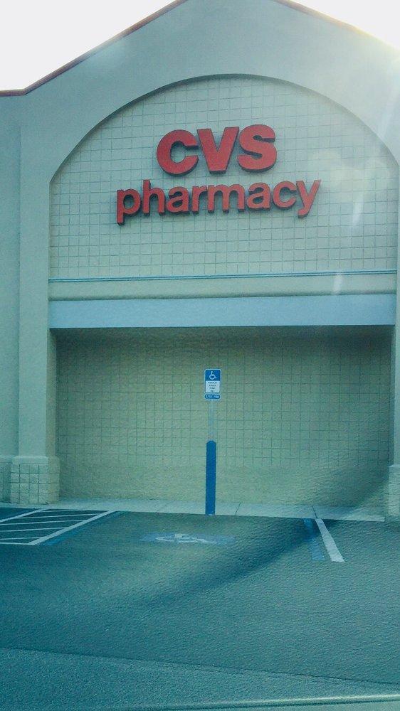 CVS Pharmacy: 99 Magnolia Ave, Auburndale, FL