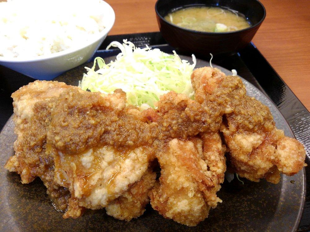 Karaage Karayama Shinbashi