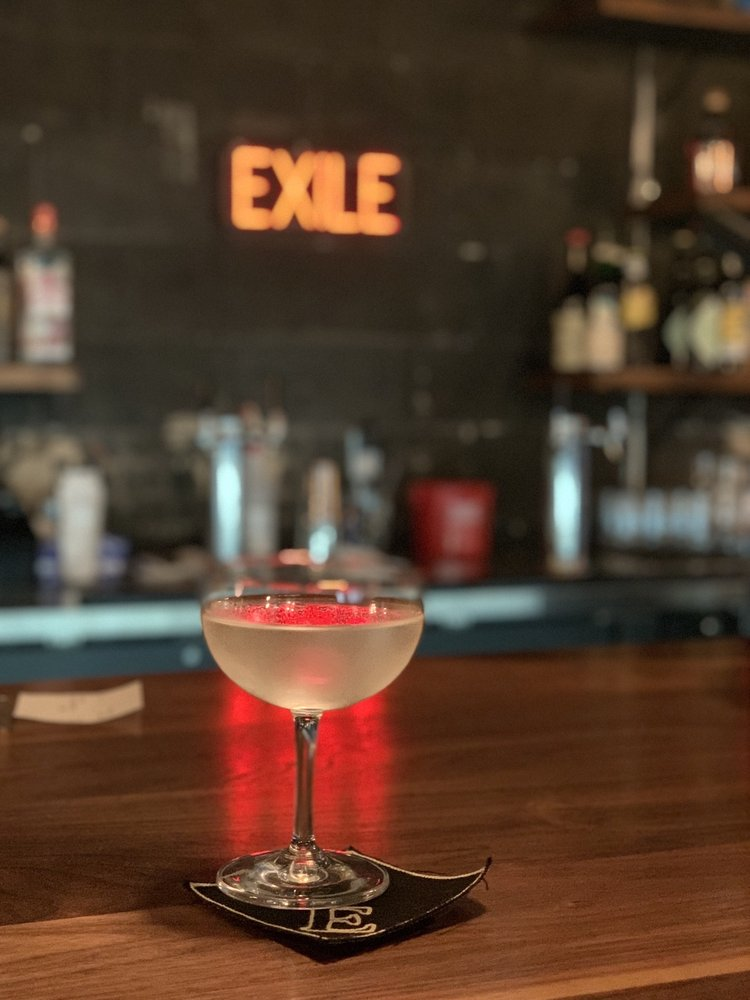 EXILE: 9 Anderson St, Greenville, SC