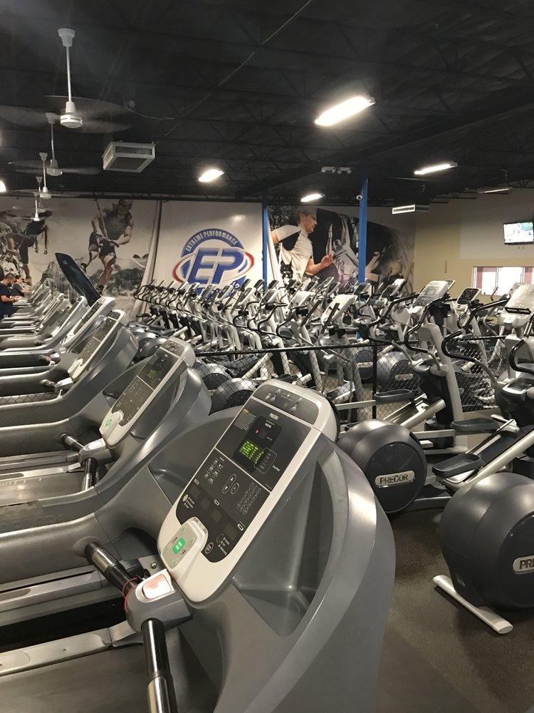 EP Fitness - Transmountain: 10060 Rushing Rd, El Paso, TX