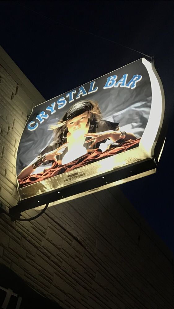 Crystal Bar: Bowman, ND