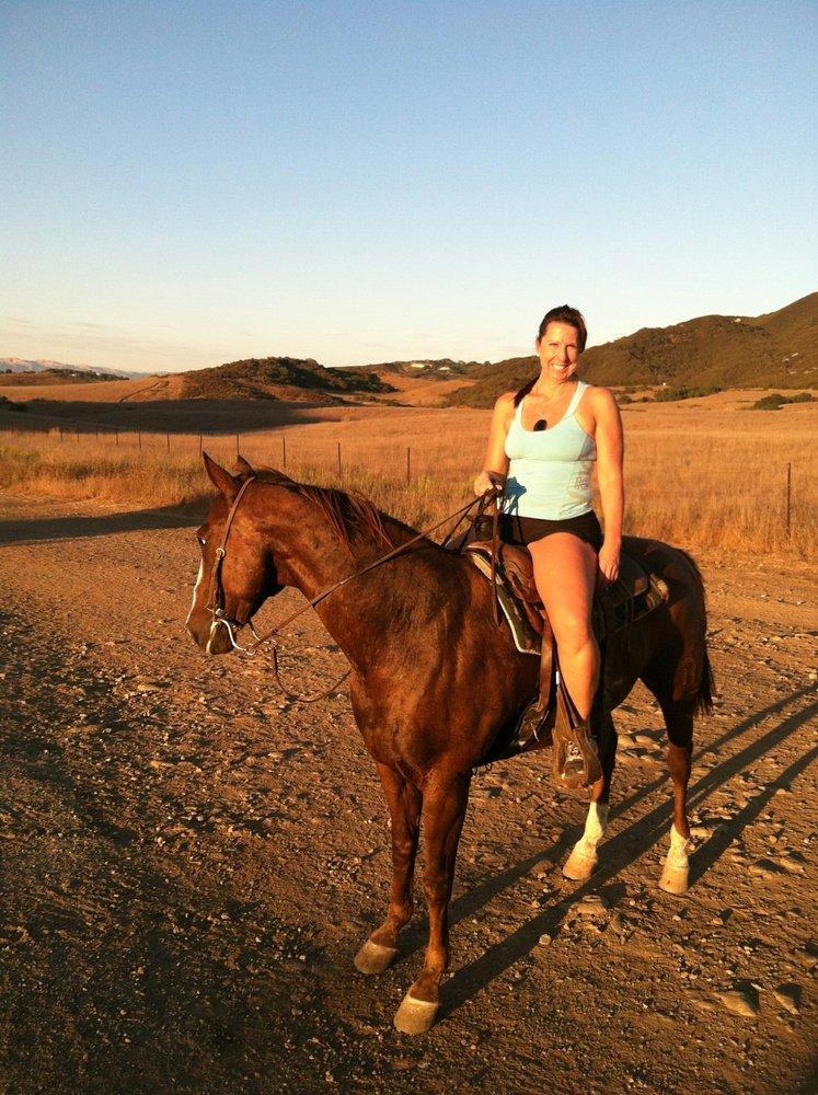 Rocking K Horse Rentals: 4790 Lynn Rd, Newbury Park, CA