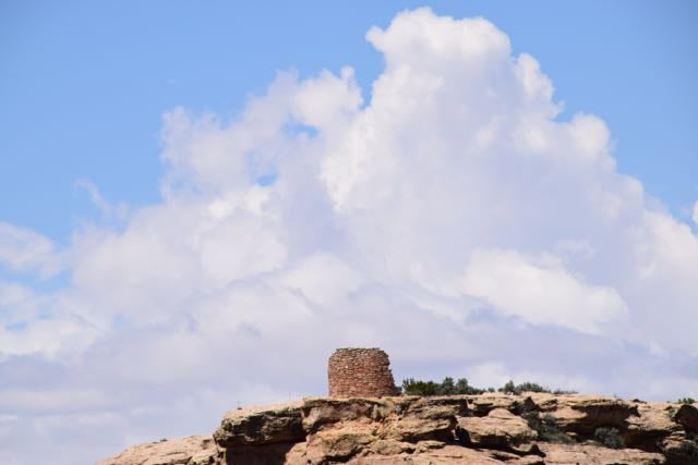 Hovenweep National Monument: McElmo Rt, Aneth, UT