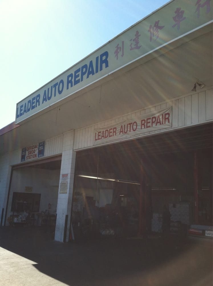 Leader auto repair 41 reviews garages 350 kiely blvd for United motors san jose
