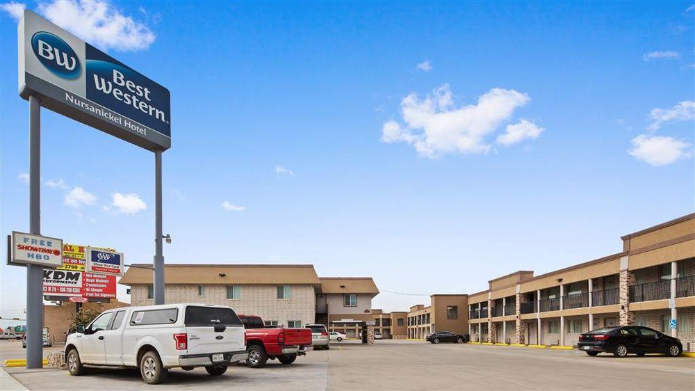 Best Western Nursanickel Hotel: 102 Scott St, Dalhart, TX