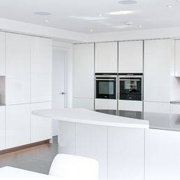 Perfect Photo Of Black Rok Kitchen Design   Uckfield, East Sussex, United Kingdom