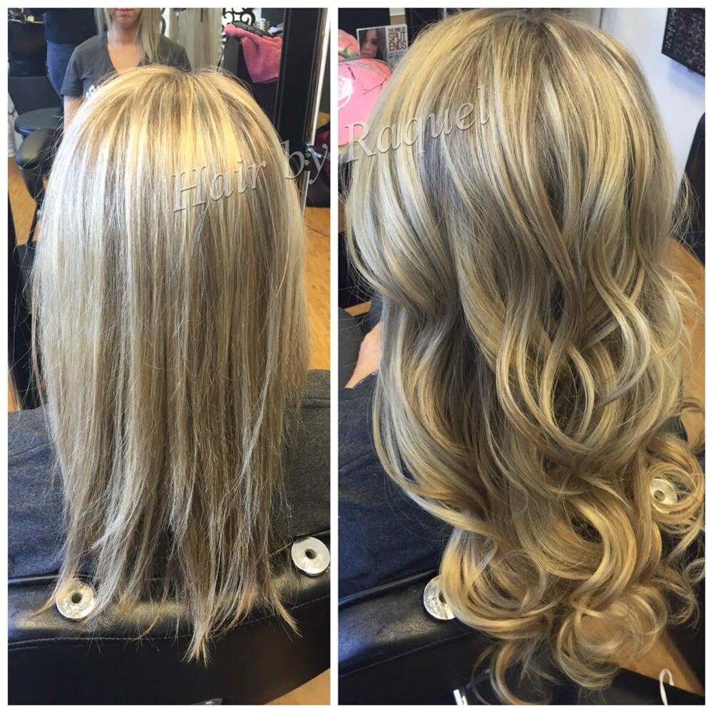 18 Body Wave Cinderella Hair Extensions Organic Keratin Bonds