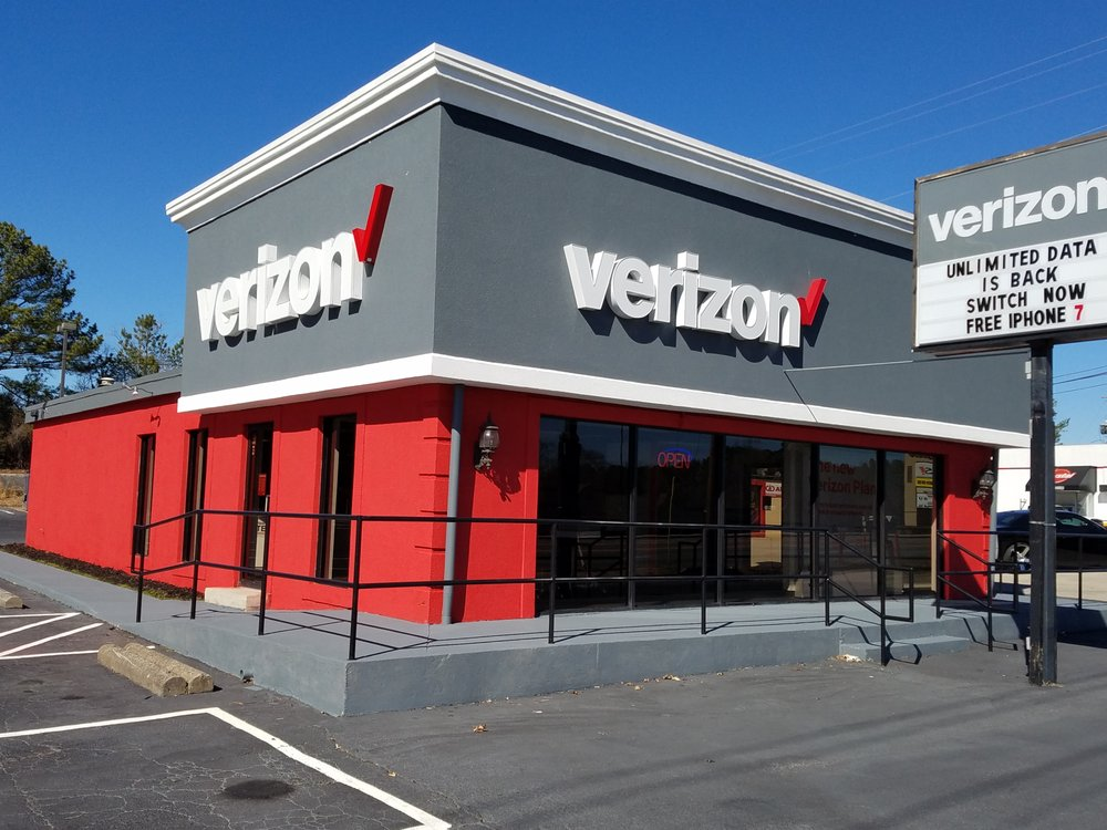 Stop By Marietta S Verizon Wireless Store Now With A New