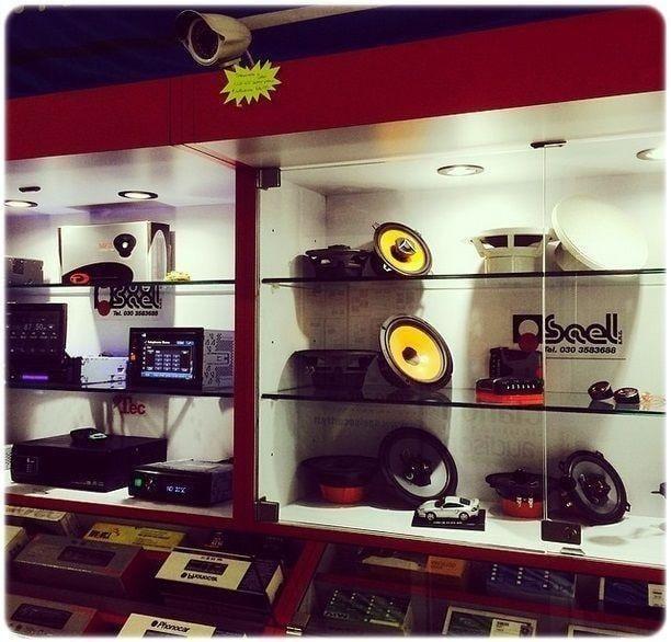 Sael installazione impianti audio per auto via del - Impianti audio per casa ...
