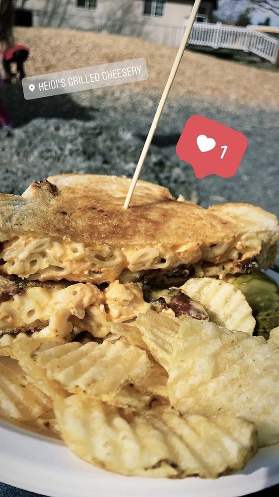 Heidi's Grilled Cheesery: Bend, OR