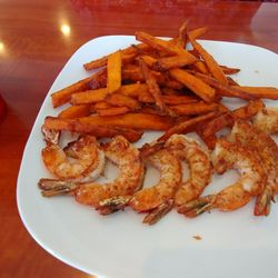 Photo Of Nik S Steak Seafood Restaurant Spring Tx United States Shrimp