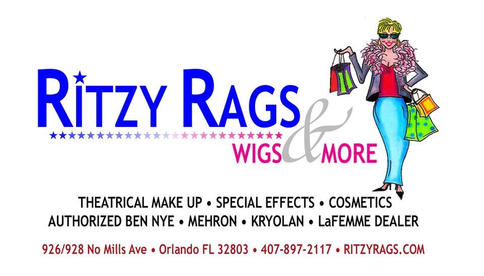 Ritzy Rags Wigs & More