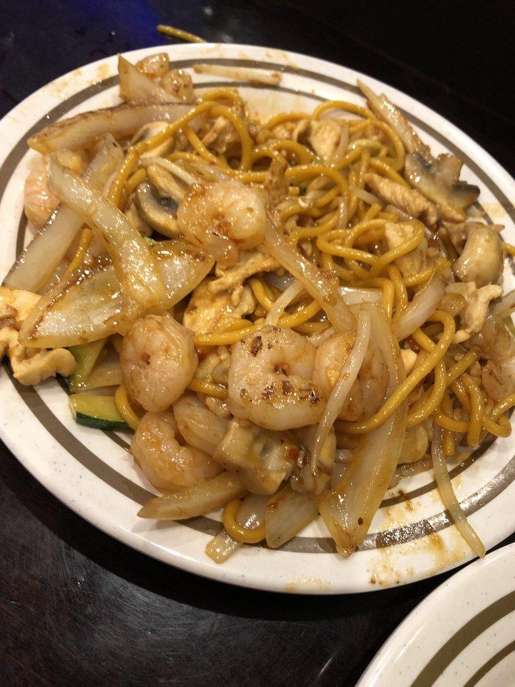 Chen's Chinese Super Buffet & Hibachi: 1655 S Southdale Dr, Lebanon, MO