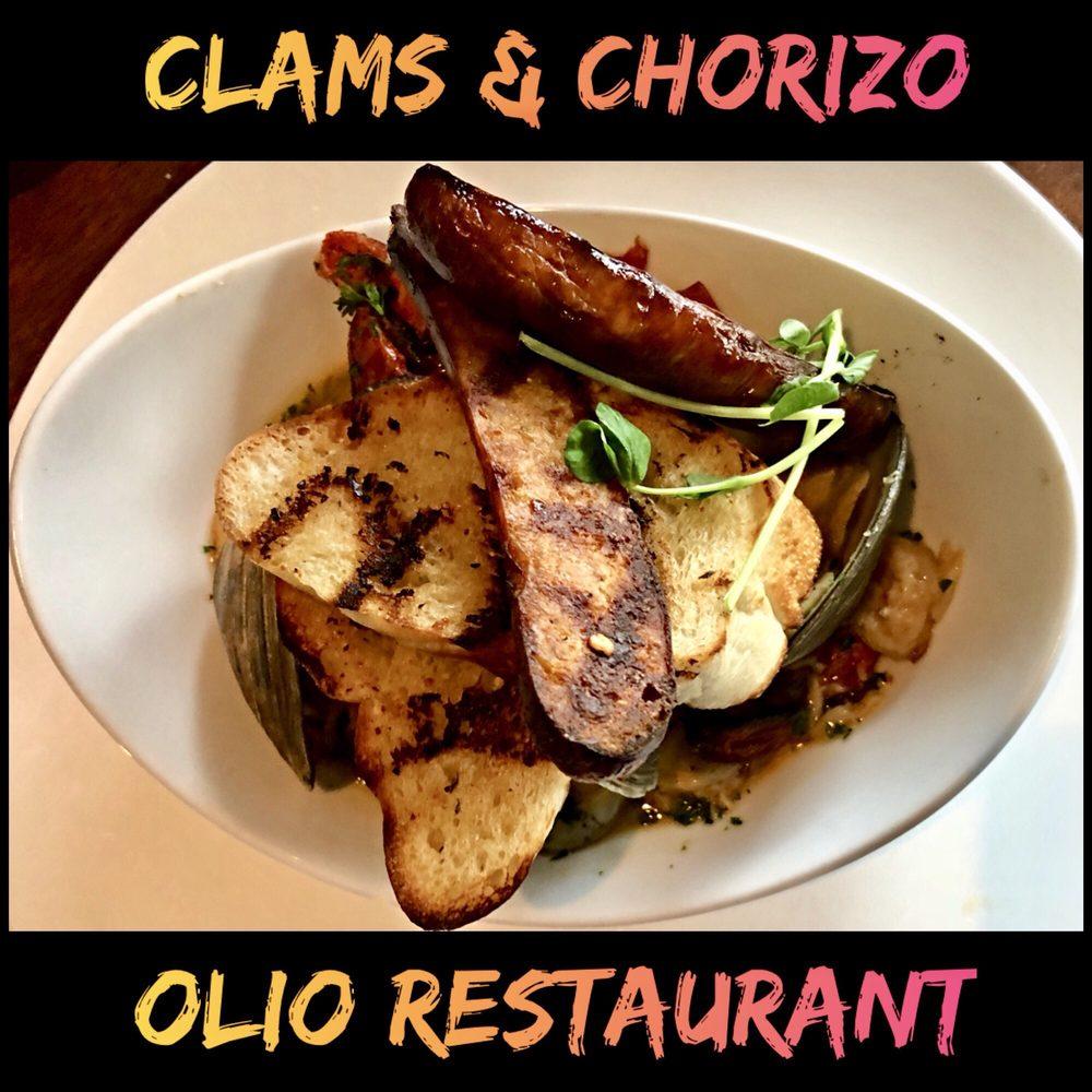 Social Spots from Olio Restaurant & Bar