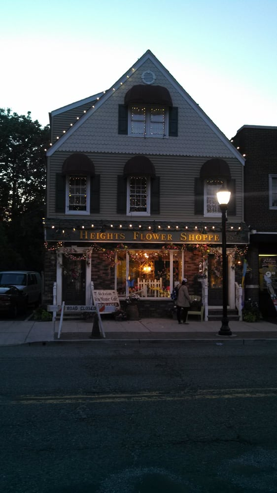 Heights Flower Shoppe: 209 Blvd, Hasbrouck Heights, NJ