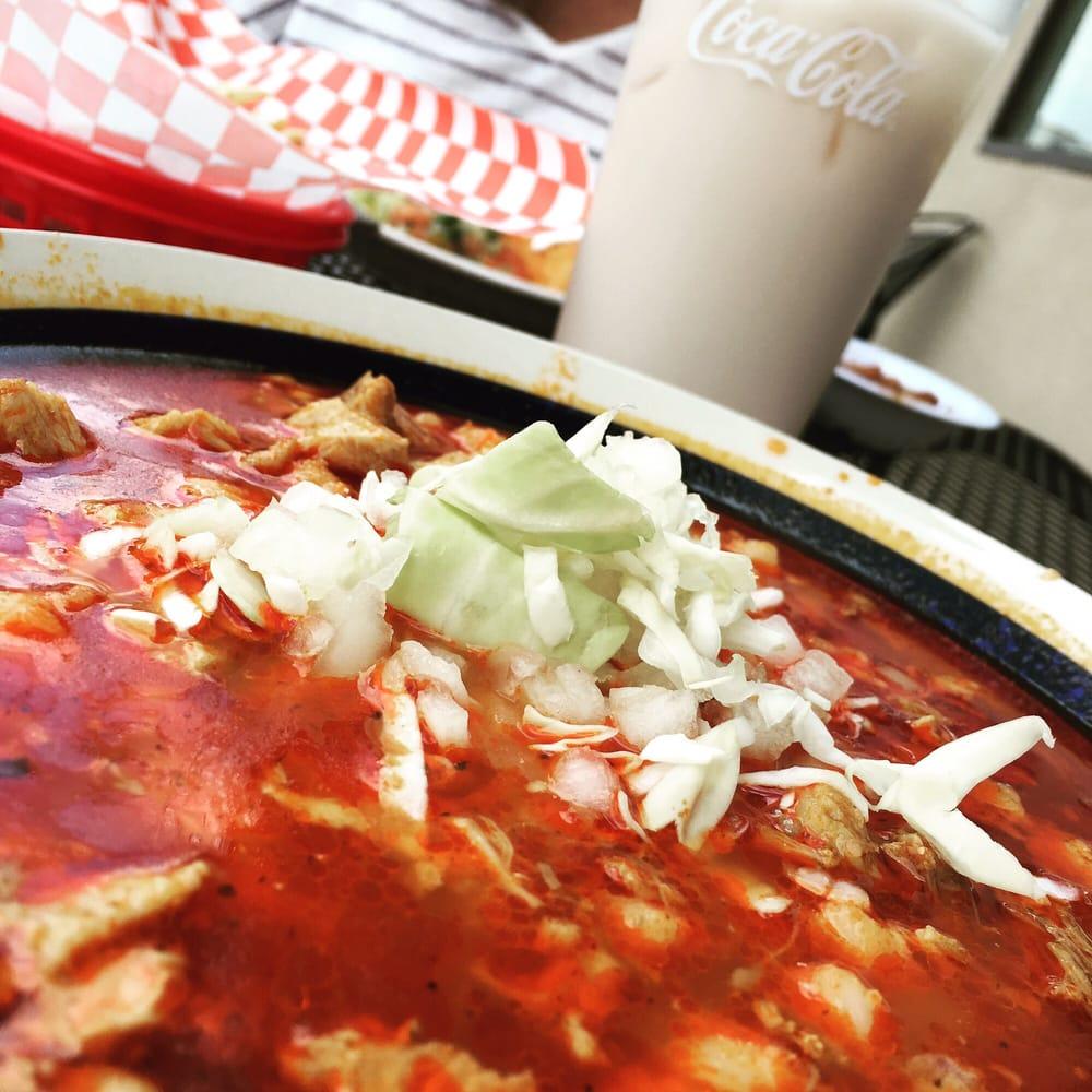 La Tapatia Mexican Grill: 17490 Arrow Blvd, Fontana, CA