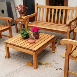 Photo Of Teak U0026 Deck Professionals   Carlsbad, CA, United States. Restored  Teak. Restored Teak Furniture