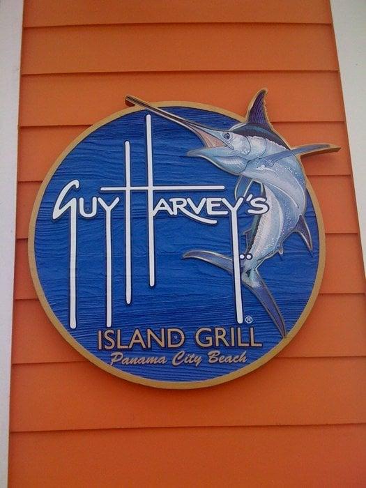 Guy Harvey S Island Grill Panama City Beach