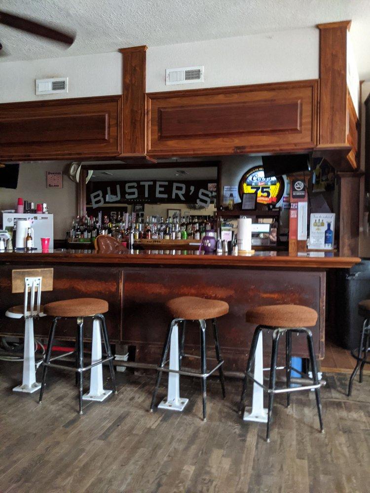 Buster's: 104 W Main St, Sun City, KS