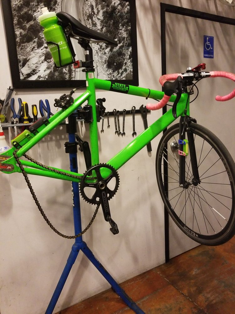 State Rideshop - Bikes, Boards & Service