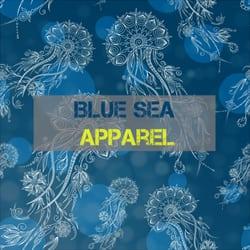 Blue sea apparel screen printing t shirt printing 5121 for T shirt screen printing san diego
