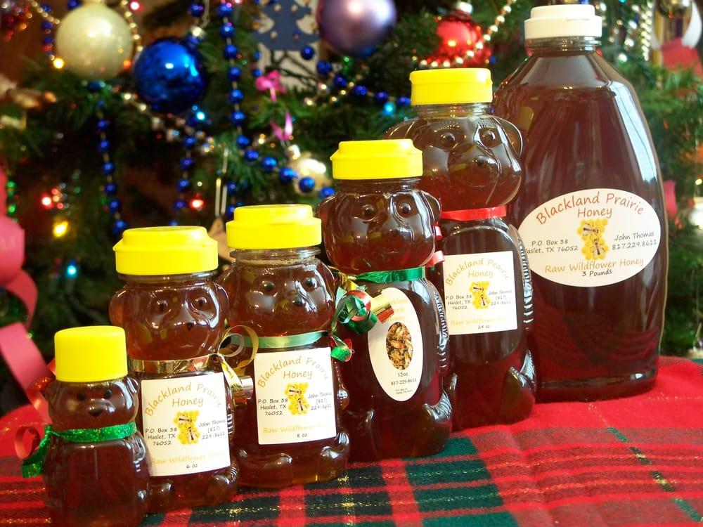 Blackland Prairie Honey: 305 Odessa Dr, Haslet, TX