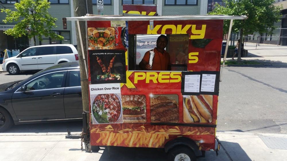 Koky Express: 350 St Marks Pl, St. George, NY