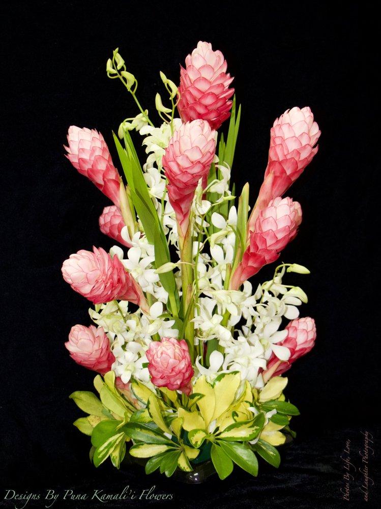 Puna Kamali'i Flowers: 16-211 Kalara St, Keaau, HI