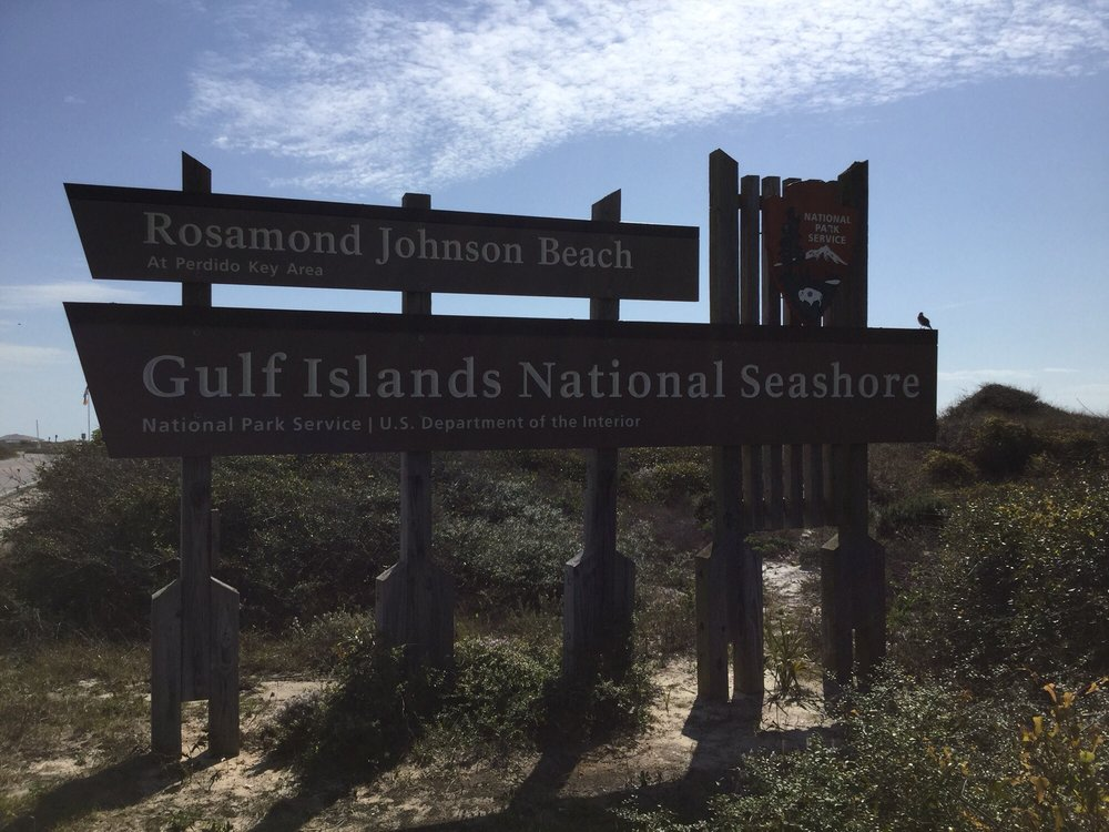 Photo Of Johnson Beach Pensacola Fl United States National Park Entrance