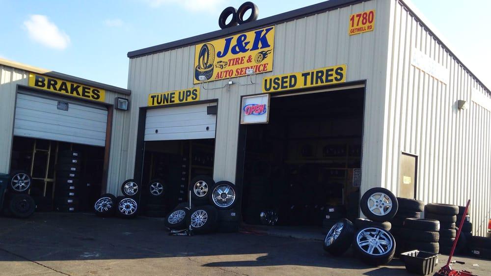 J & K Tire & Auto Service