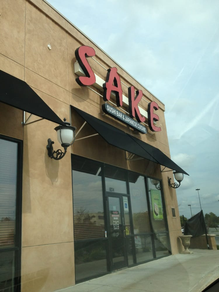 Sake sushi and japanese cuisine closed japanese 6827 for Asian cuisine restaurant tulsa