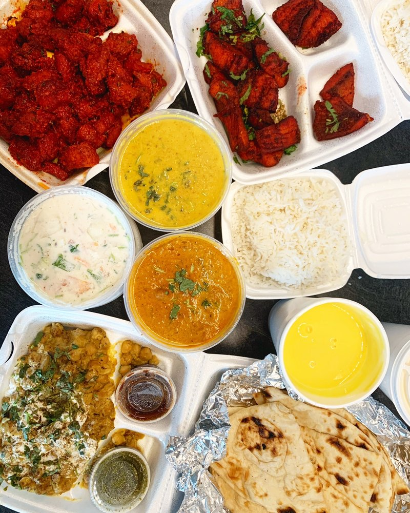 Kathmandu Restaurant: 7225-7229 Apple Valley Dr, Windsor Heights, IA
