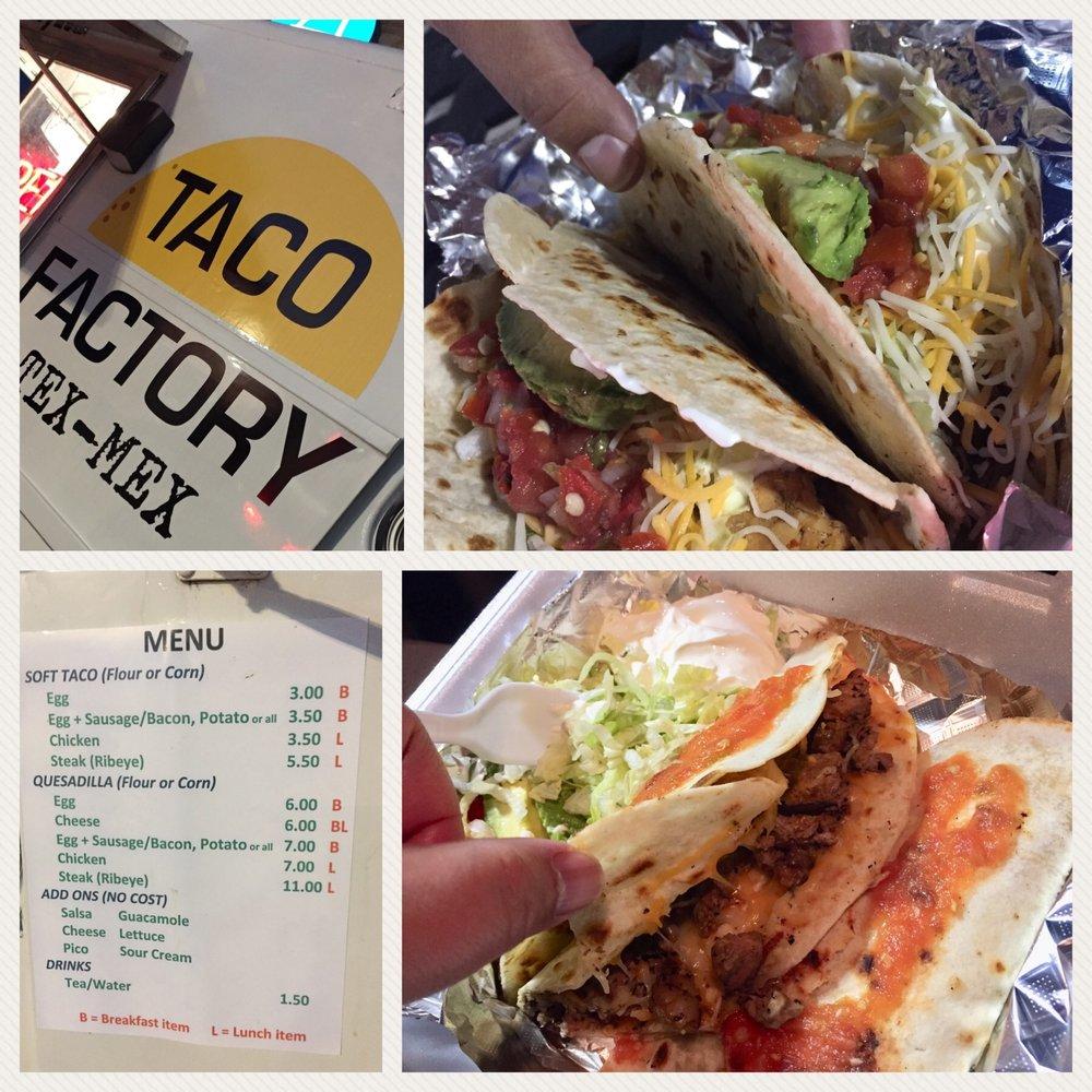 Taco Factory: Austin, TX