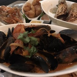 Photo Of Box Seafood Restaurant Melbourne Victoria Australia One The Better Dish