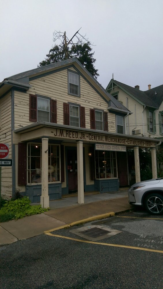 Back Creek General Store: 100 Bohemia Ave, Chesapeake City, MD