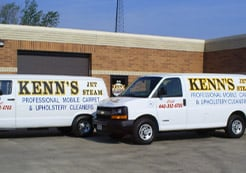 Kenn's Carpet Cleaning: 506 Carson Ave, Grand River, OH