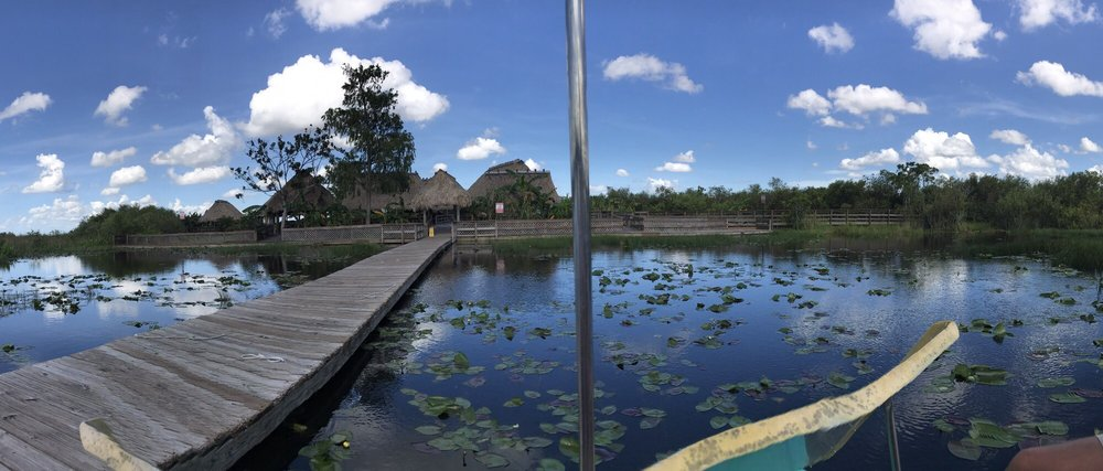 Miccosukee Indian Village Airboat Rides: 500 SW 177th Ave, Miami, FL