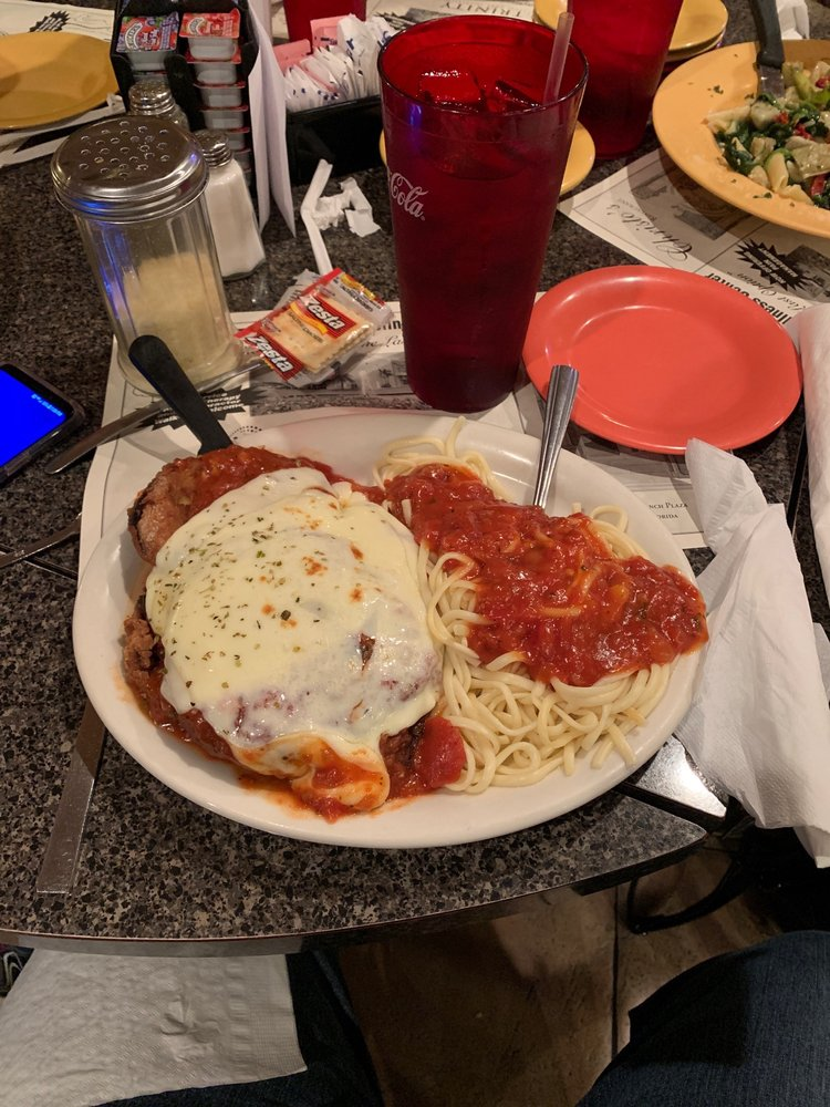 Food from Christo's