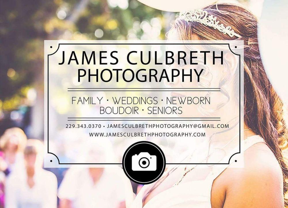 James Culbreth Photography: Leesburg, GA
