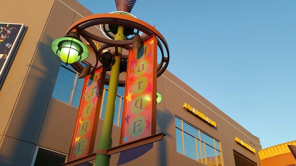 Marq-E Entertainment Center: 7620 Katy Fwy, Houston, TX