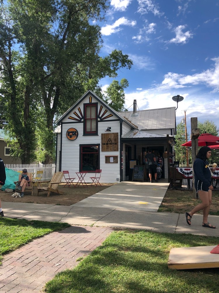 Third Bowl Homemade Ice Cream: 425 Elk Ave, Crested Butte, CO