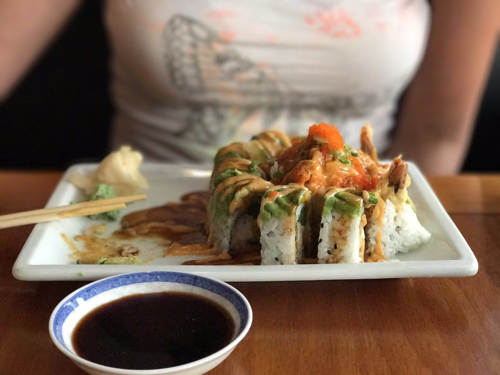 Thai Star Sushi Bar: 15229 Gulf Blvd, Madeira Beach, FL