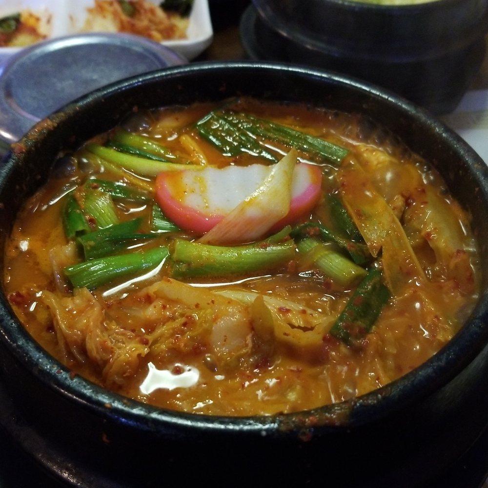 Kimchi Jigae - Yelp