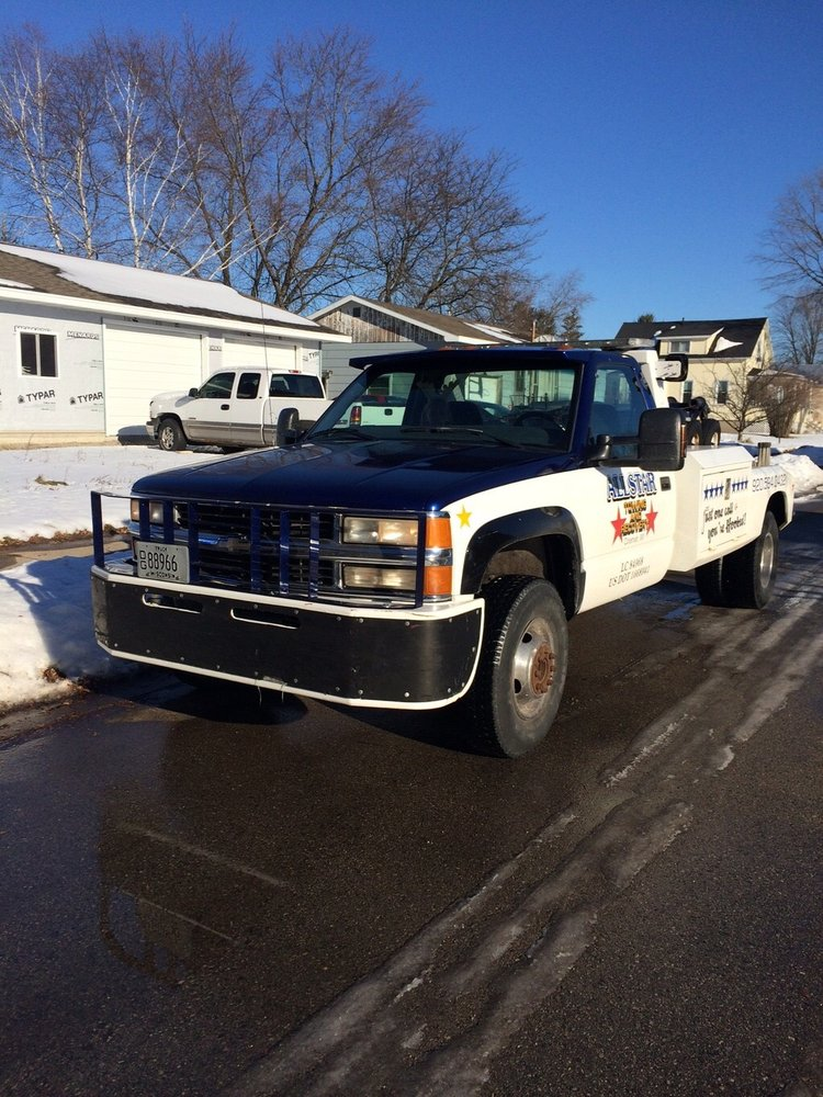 Allstar towing: Coleman, WI