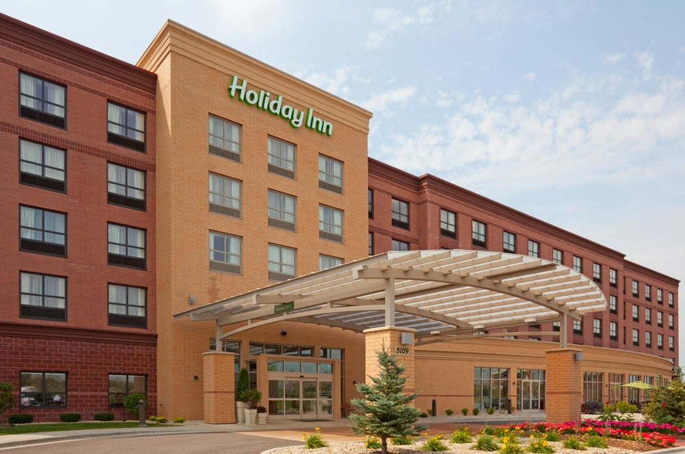 holiday inn madison at the american center 19 reviews