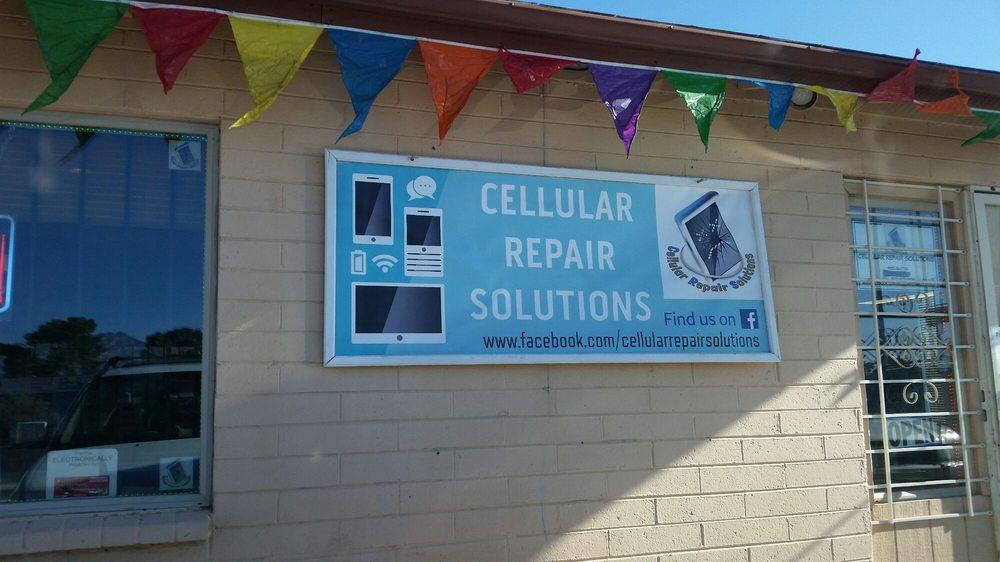 Cellular Repair Solutions