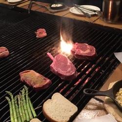 Photo Of Rube S Steakhouse Montour Ia United States Side Asparagus